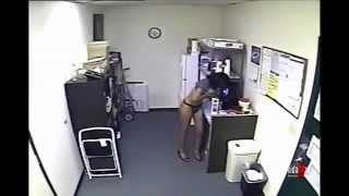 Woman Gets Caught On Tape Filling The Office's Milk Carton With Her Breast Milk (Video)