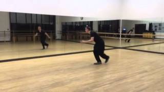 Uptown Swing - Solo Charleston Tuesday class 8/26/14