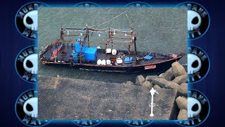Ghost Ship from North Korea lands on Japanese Shore