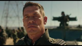 Bumblebee (2018) - John Cena Featurette - Paramount Pictures