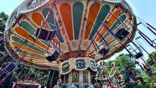 Victorian Gardens Central Park Amusement Park- Wollman Rink 2016