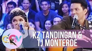GGV: KZ's song for TJ