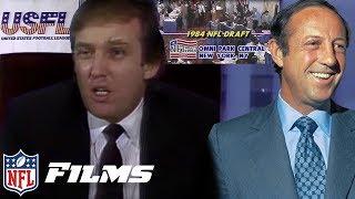 USFL vs. NFL 1984 NFL Draft WAR   NFL Draft Stories
