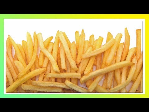 How To Make Mcdonald s French Fries