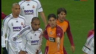 Real Madrid 0 - 3 RC Recreativo de Huelva 1ª parte