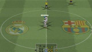 PES 2016 (PS2) Real Madrid vs FC Barcelona - El Clásico!!! Liga BBVA