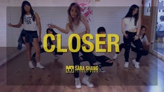 the chainsmokers  closer dance choreography by sara shang