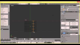 Tutorial Blender Bahasa Indonesia Untuk Pemula Part 2 (Membuat Kursi)