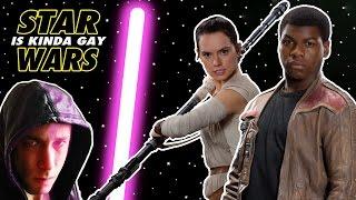 STAR WARS IS KIND OF GAY - Fan Video - Song by Rucka Rucka Ali - Star Wars Song Parody - PolyFlicks