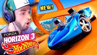 😍 EVERY BOY'S DREAM COME TRUE! 🚗💨 - Forza Horizon 3 (HOT WHEELS DLC)