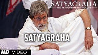 Satyagraha Title Song (Raghupati Raghav) | Amitabh Bachchan, Ajay Devgn, Kareena, Arjun Rampal