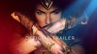 wonder woman official trailer hd