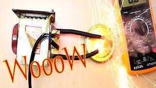 DIY Mini Spot Welding Machine