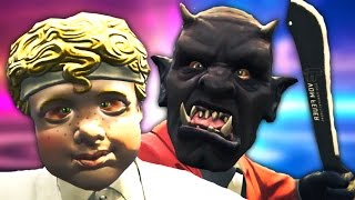 ANGELS VS DEMONS GAMEMODE! (GTA 5 Funny Moments)