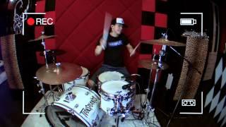 BLINK 182 Mutt Drum Cover