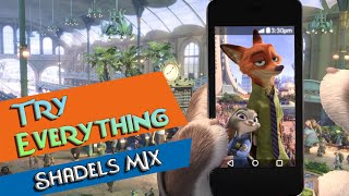 """COVER """"Try Everything (Shadels Mix)"""" Zootopia"""