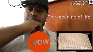 THE MEANING OF LIFE | MUSLIM SPOKEN WORD | HD – REACTION.CAM