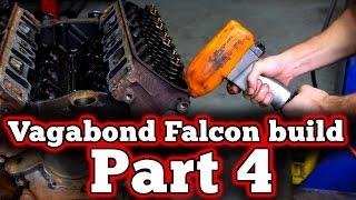 Vagabond Falcon build: Part 4