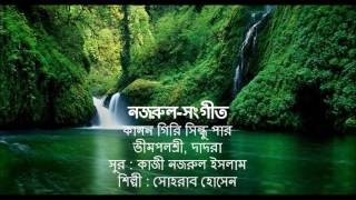 Kanan Giri Sindhu Par : Nazrul-Sangeet : Sohrab Hossain