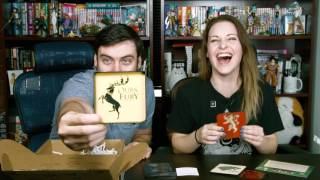 BOX TALK! - Owlcrate