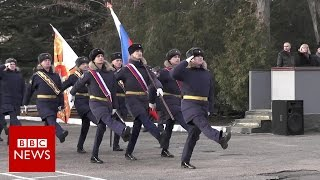 Crimea: Three years after annexation - BBC News