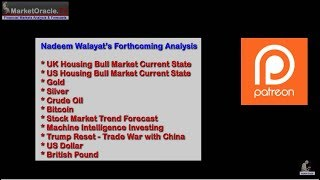 Financial Markets Analysis and Trend Forecasts 2018 - A Message from Nadeem Walayat