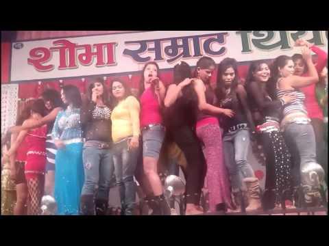 Sobha Samrat Theatre Sonpur Mela Arkestra Group Dance 2016 HD