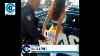 Despiden a policía de Puebla por jugar con edecán