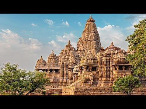 Khajuraho - The Temple of Love - Ancient India - Documentary - Erotic Sculptures of Madhya Pradesh