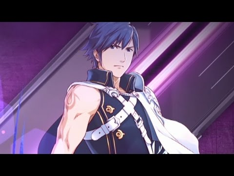 Project X Zone 2 Fire Emblem and Xenoblade Trailer -- TGS 2015