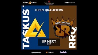 TaskUs Titans vs RRQ  Game 1 (BO3) l  The International 8 SEA Open Qualifiers #2  