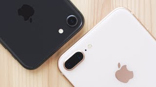 Hands-On with the iPhone 8!