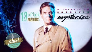 Episode 96 - Robert Stack Attack! A Wide-Ranging Tribute to Unsolved Mysteries