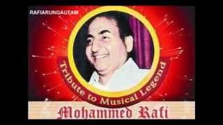 Rafi Rare Voice-Movie-Poketmaar-RAFIARUNGAUTAM.wmv