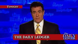 Oct. 18th - Tonight on the Daily Ledger with @GrahamLedger...