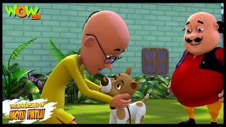 Motu ka doggy - Motu Patlu in Hindi - 3D Animation Cartoon - As on Nickelodeon