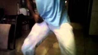Nicki minaj brother dancing her new song Gyptian
