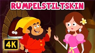 Rumpelstiltskin | Bedtime Stories | English Stories for Kids and Childrens