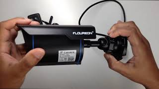 Floureon Outdoor Security Camera - Unboxing and Review