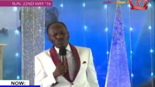 Apostle Johnson Suleman Sunday service 22nd of May 2016 # The Chosen 3