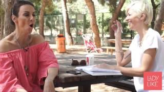 Η Μπέττυ Μαγγίρα στο Ladylike.gr Part 3