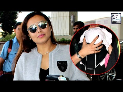 Xxx Mp4 Rani Mukerji With Adira Spotted At Airport LehrenTV 3gp Sex