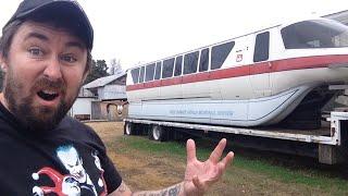 TheDailyWoo - 878 (11/26/14) Original WDW Monorail Mark IV