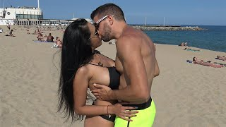 Kissing Prank - GONE SEXUAL!?!