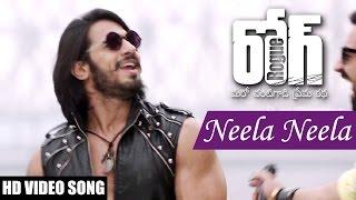 Neela Neela Full Video Song || Rogue Movie || Puri Jagannadh, Ishan, Mannara, Angela