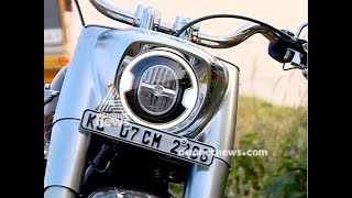 Harley Davidson Fat Boy 2018 Price in India, Review, Mileage & Videos | Smart Drive 31 Dec 2017