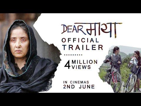 Xxx Mp4 Dear Maya Official Trailer Manisha Koirala Releases On 2nd June 3gp Sex