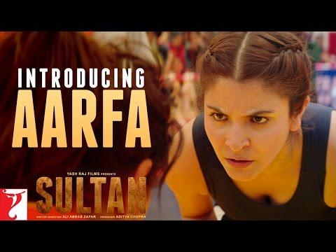 Sultan Teaser 2 Introducing Aarfa Salman Khan Anushka Sharma