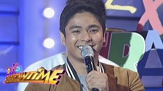It's Showtime: Coco Martin visits It's Showtime