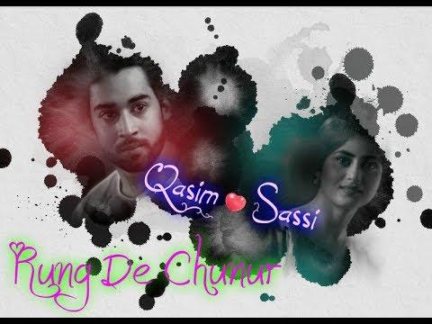 Sassi & Qasim - Sajal Ali & Bilal Abbas Khan || O Rungreza || VM || Rang De Chunar